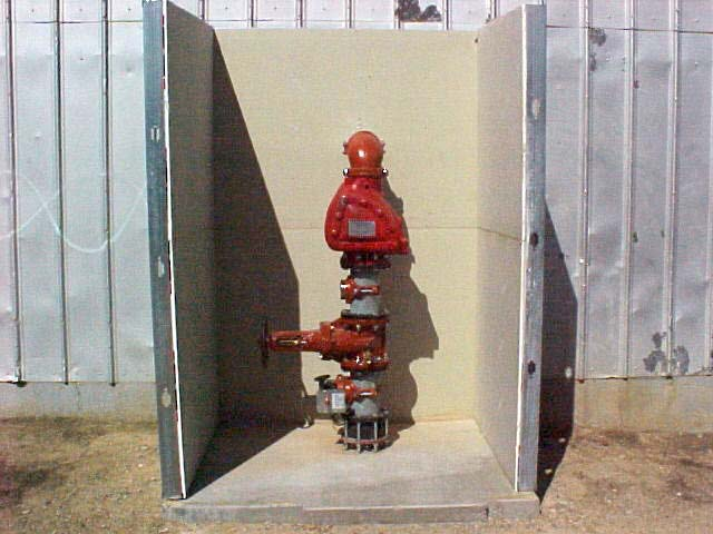 fire sprinkler installation